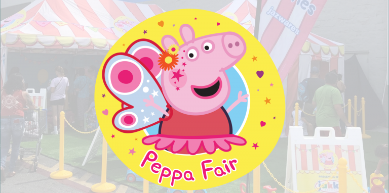 experiential - peppa fair